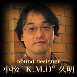 小松 '' K.M.D '' 久明